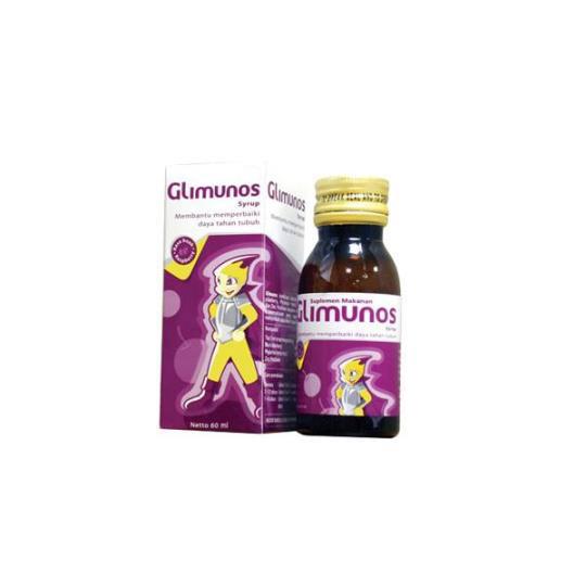 GLIMUNOS SIRUP 60 ML