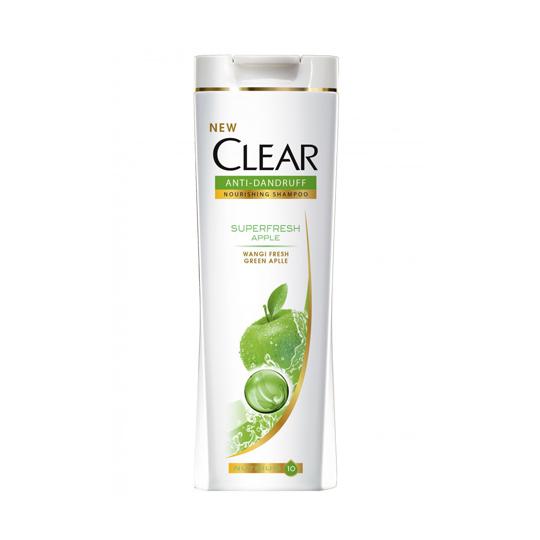 CLEAR SUPER FRESH APPLE SHAMPOO 170ML