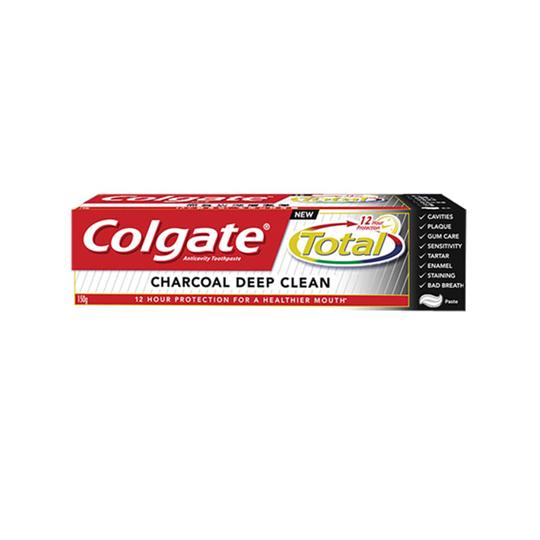 COLGATE TOTAL CHARCOAL 150 GR