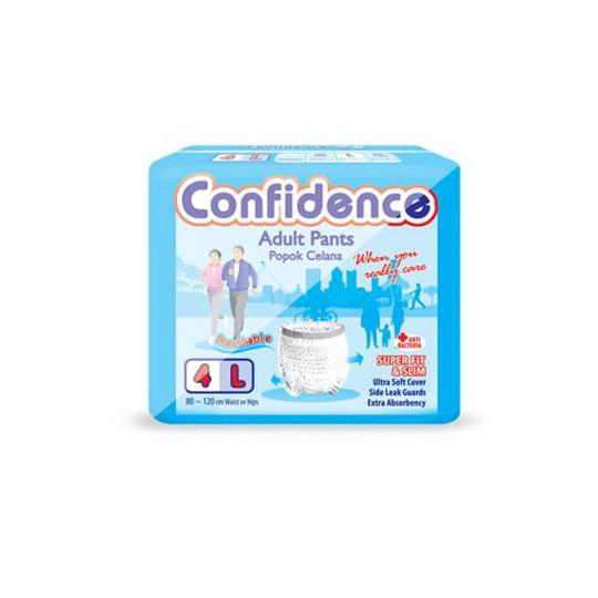 CONFIDENCE ADULT CLASSIC L 4 PIECES