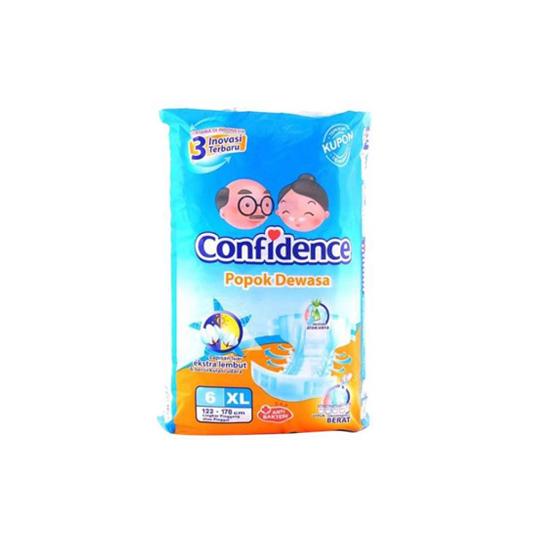 CONFIDENCE ADULT PREMIUM XL 6 PADS
