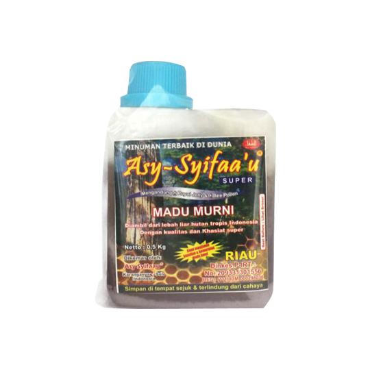 ASY-SYIFAA'U MADU MURNI 0,5 KG