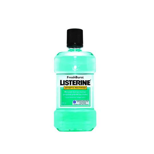 LISTERINE FRESH BRUST 500 ML