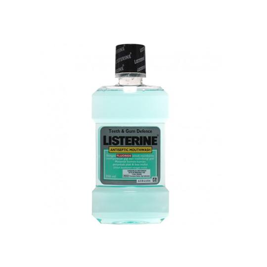 LISTERINE TEETH & GUM DEFENCE 250 ML