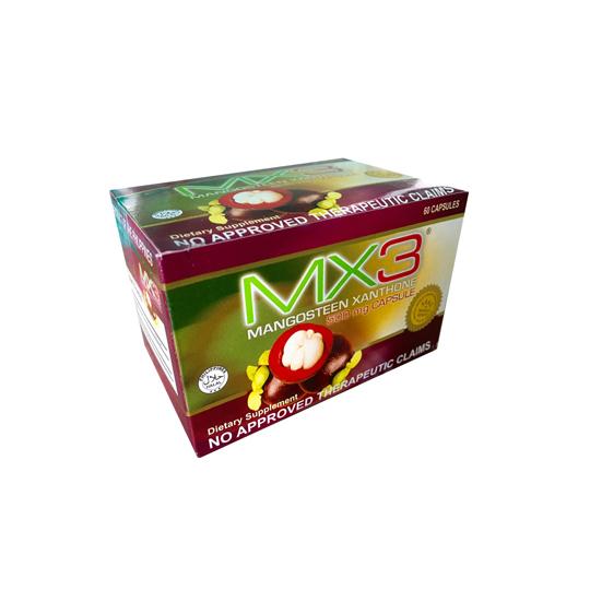 MANGOSTEEN MIX 500 MG 60 KAPSUL