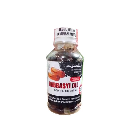 HABBASYI OIL 500 MG 100 KAPSUL