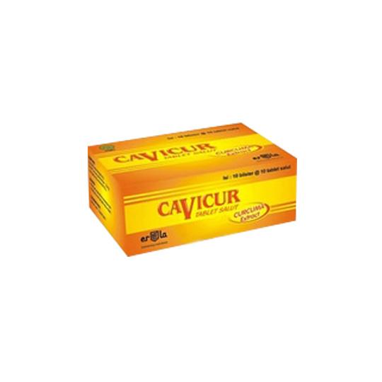 CAVICUR 10 TABLET