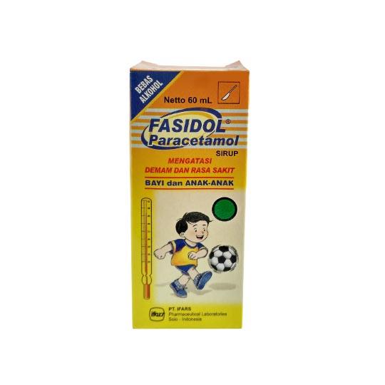 FASIDOL SYRUP 60 ML
