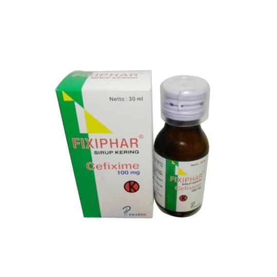FIXIPHAR DRY SIRUP 100 ML/5 ML 30 ML