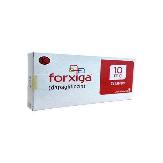FORXIGA 10 MG 14 TABLET