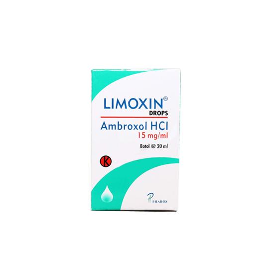 LIMOXIN DROPS 20 ML
