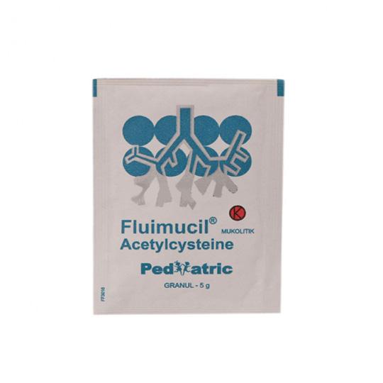 FLUIMUCIL PEDIATRIC GRANUL