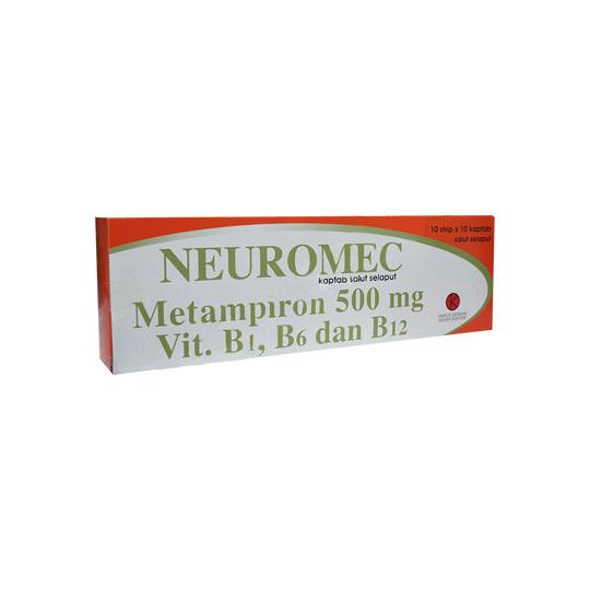 NEUROMEC 10 KAPLET