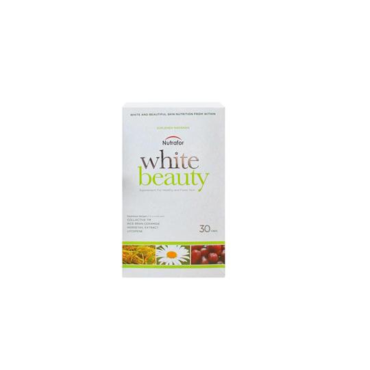 NUTRAFOR WHITE BEAUTY 30 TABLET