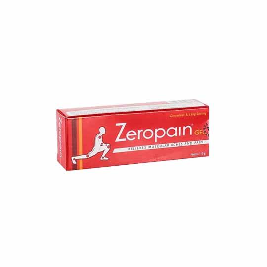 ZEROPAIN GEL 15 GR