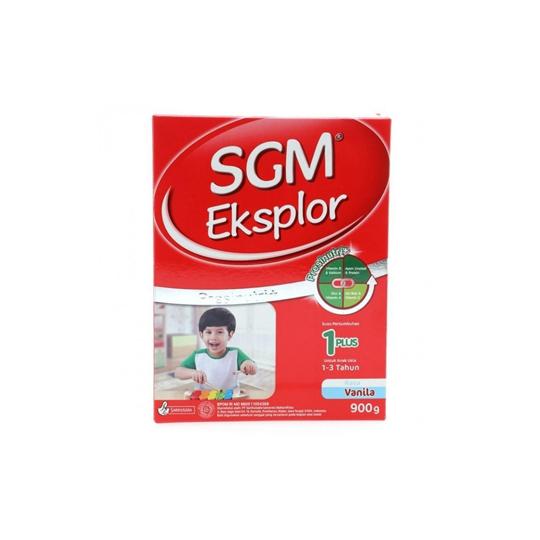 SGM EKSPLOR 1+ VANILA 900 GR