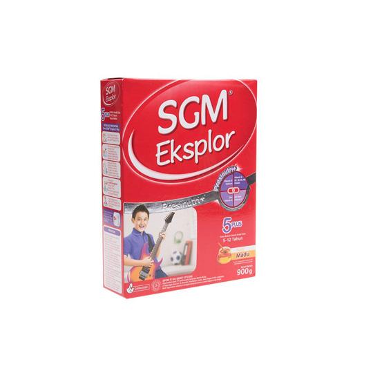 SGM EKSPLOR 5+ MADU 900 GR