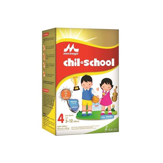CHIL SCHOOL VANILLA 800 GR