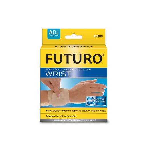 FUTURO WRAP AROUND WRIST ADJUSTABLE