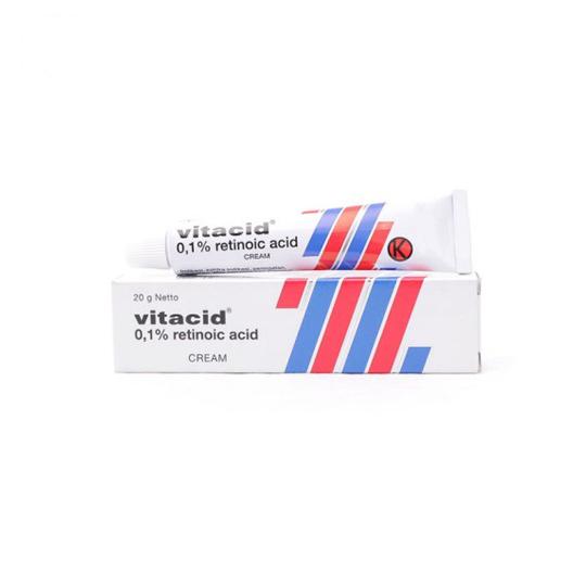 VITACID 0.1% CREAM 20 G
