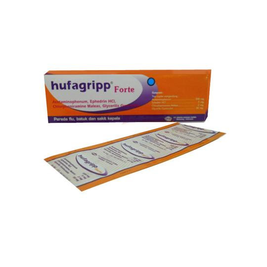 HUFAGRIP FORTE 10 KAPLET