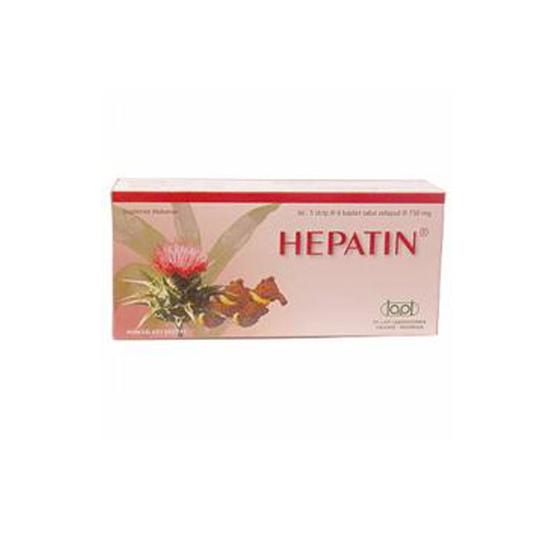 HEPATIN 30 KAPLET