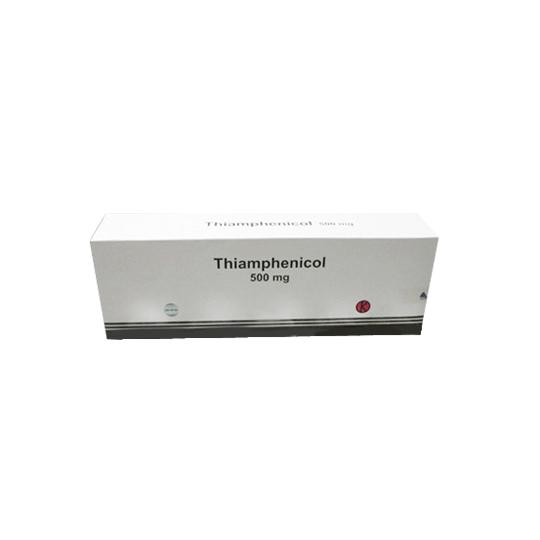 THIAMPHENICOL 500 MG 10 KAPSUL