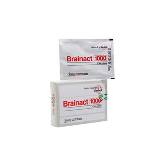 BRAINACT 1000 GRANUL 5 SACHET