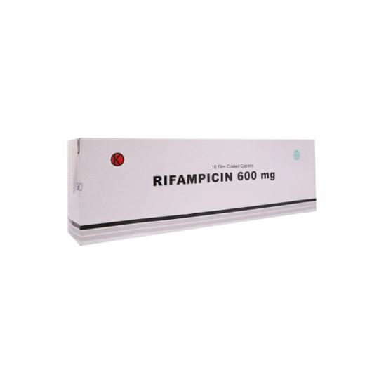 RIFAMPICIN 600 MG 10 TABLET