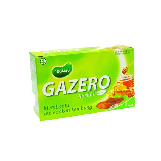 PROMAG GAZERO 10 ML 6 SACHET