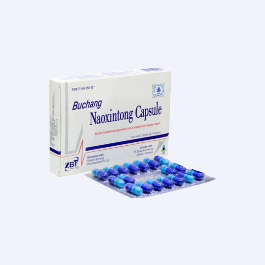 BUCHANG NAOXINTONG 36 KAPSUL