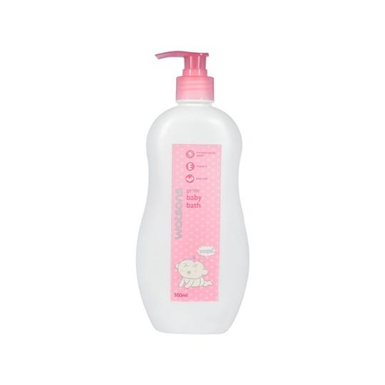 Watsons Gentle Baby Bath 500 ml