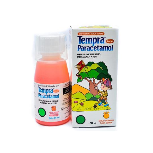 TEMPRA FORTE SIRUP 60 ML