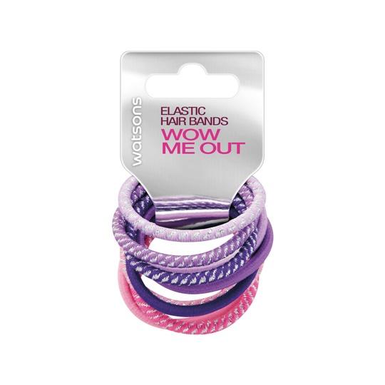 WATSONS ELASTIC HAIR BAND 10 PIECES