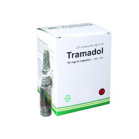 TRAMADOL 50 MG/ 1 ML INJEKSI