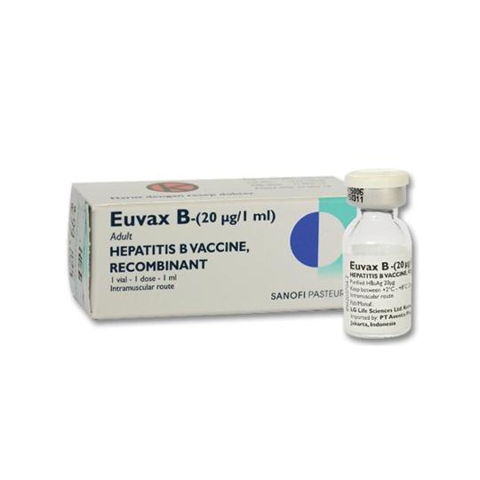 EUVAX B ADULT 1 ML