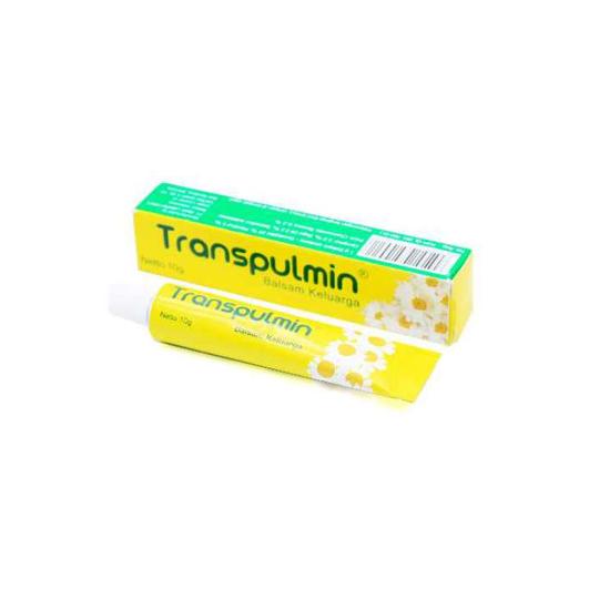 TRANSPULMIN BALSAM 10 G