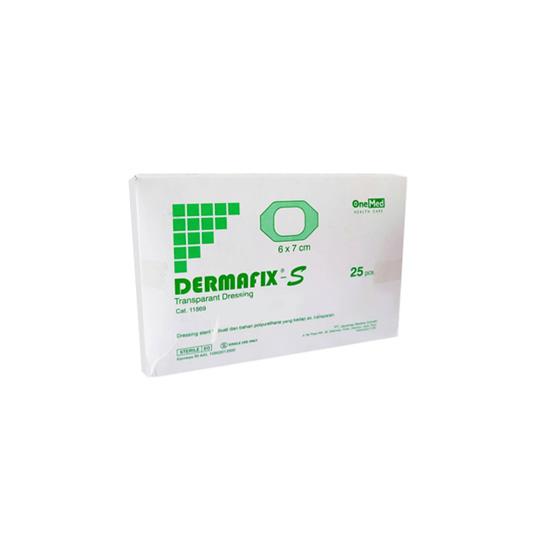 DERMAFIX-S  6X7 CM