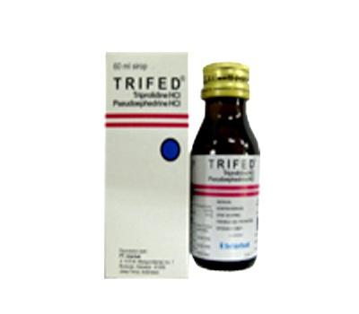 TRIFED SIRUP 60 ML