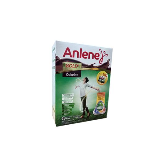 ANLENE GOLD RASA COKELAT 600 G