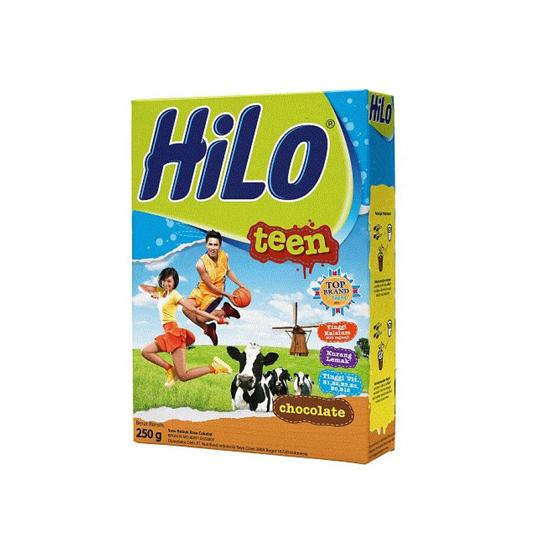 HILO TEEN CHOCOLATE 250 G