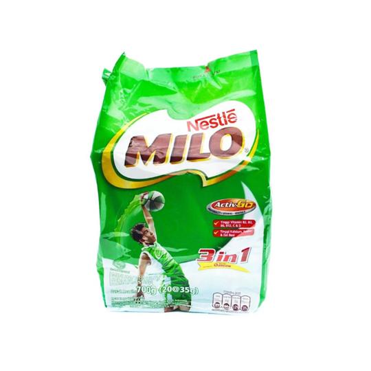MILO 3IN1 20 X 35 GR