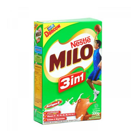 MILO 3IN1 300 GR