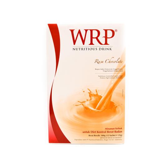 WRP NUTRITIOUS DRINK CHOOCLATE 12 SACHET