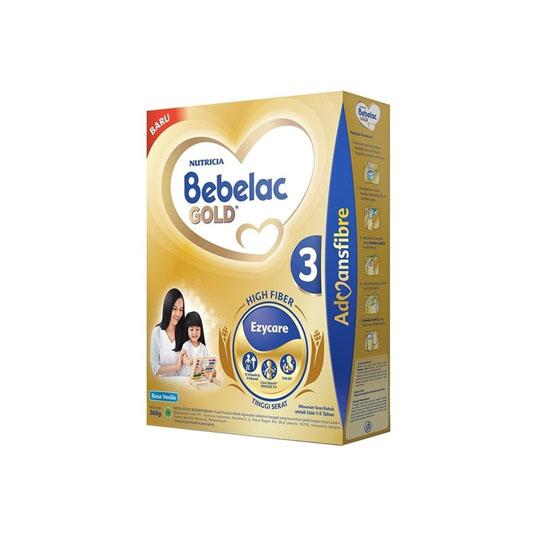 BEBELAC GOLD 3 VANILA 360 GR