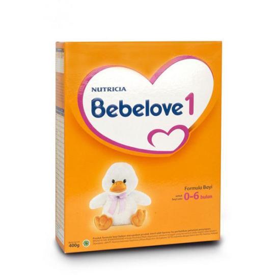 BEBELOVE 1 0-6 BULAN 400 GR