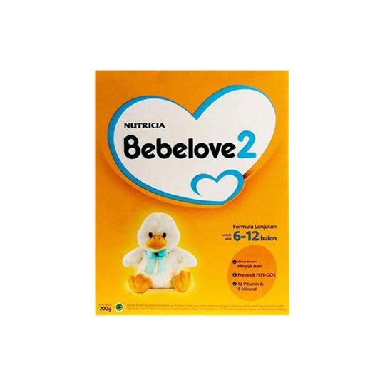 BEBELOVE 2 6-12 BULAN 200 GR
