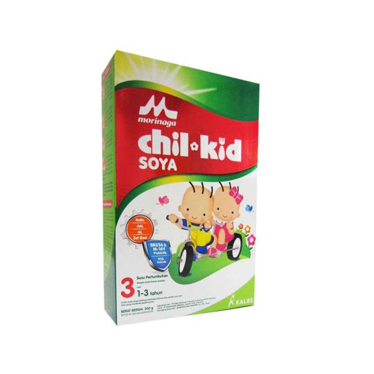 CHIL KID 3 SOYA VANILA 300 GR