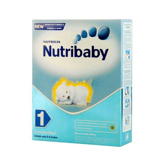 NUTRIBABY 1 0-6 BULAN 400 GR