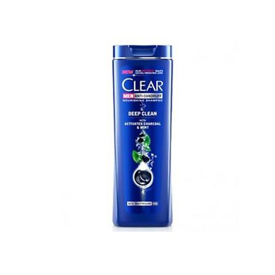 CLEAR MEN SHAMPOO DEEP CLEANSE 170ML